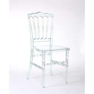 Chaise Napoléon plexiglas