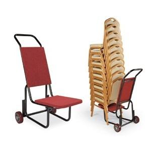 Chariot pour chaises séminaires